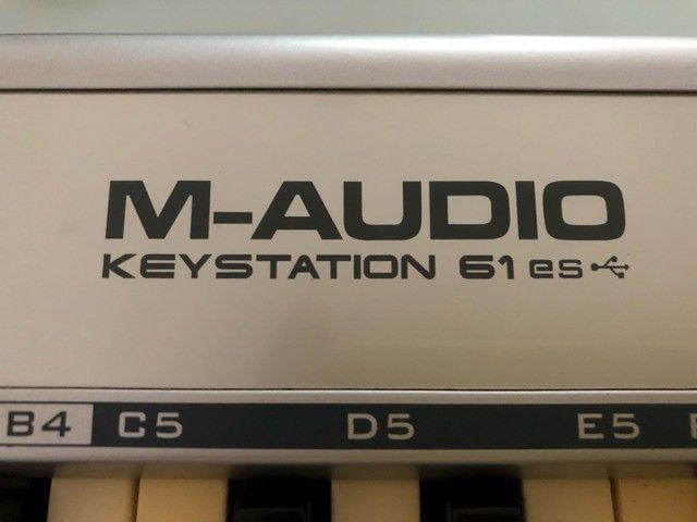 Controlador MIDI 5 oitavas - Foto 3