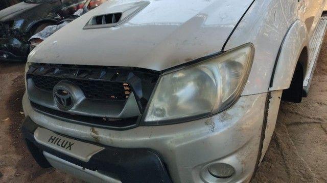 Toyota Hulix SW4 2007 A 2012 Sucata Com Garantia - Foto 19