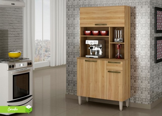 kit Cozinha Jaspe Plus 3Pts 1Gav Salleto - Frete Grátis- Entrega em 24h - Foto 4