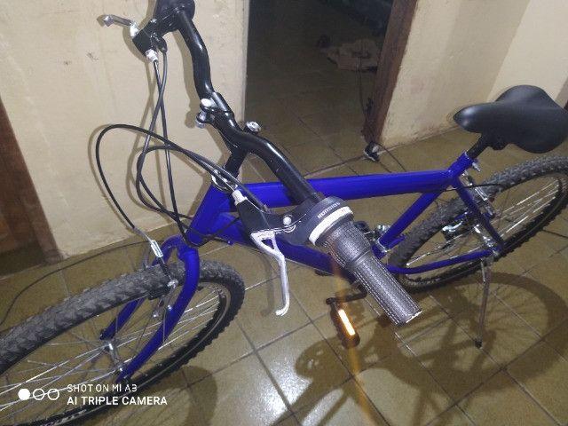 Bicicleta Saiguan