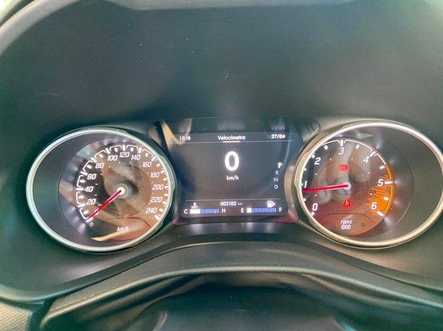 Fiat Toro volcano 2021 Diesel 4x4 !! ipva 21 pago !! - Foto 9
