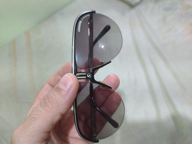 Troco óculos Carrera feminino - Foto 5