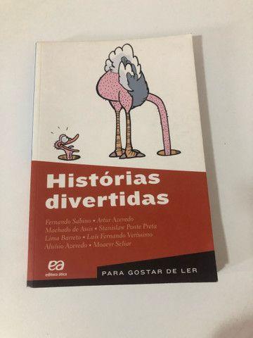 Livro paradidático Histórias divertidas  - Foto 2