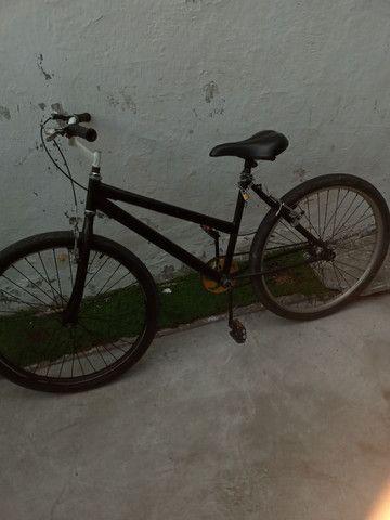 Bicicleta aro 26 reformada