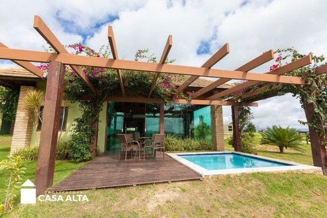 Bangalô com projeto personalizado no Villa Monte Castelo