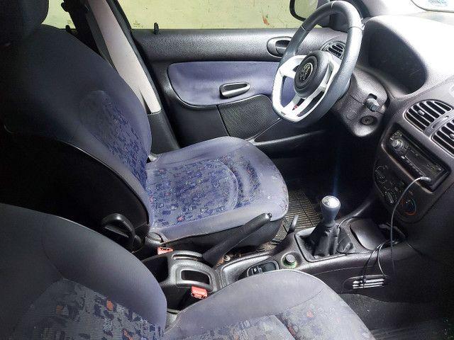 Peugeot 206 1.6 8v  - Foto 4