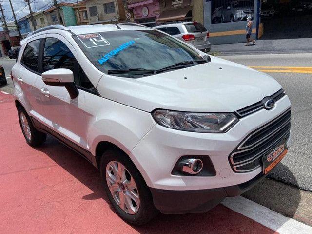 Ford - EcoSport Titanium 2.0 (Automático + Banco de Couro) - Foto 8