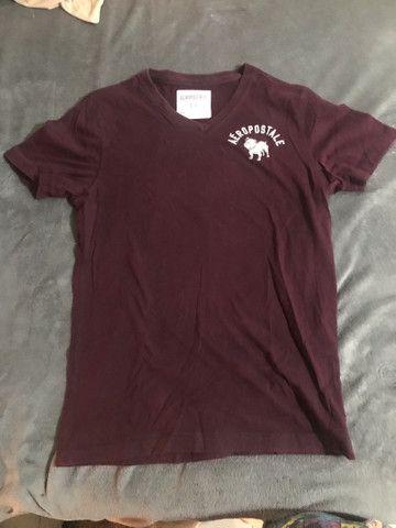 Camisas Hurley, Aeropostale, Michael Kors - Foto 2