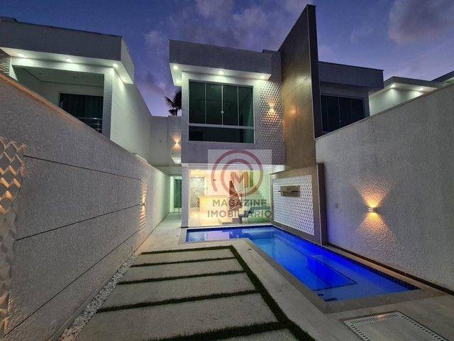 Casa com 3 dormitórios à venda, 94 m² por R$ 619.000,00 - Taperapuã - Porto Seguro/BA - Foto 6