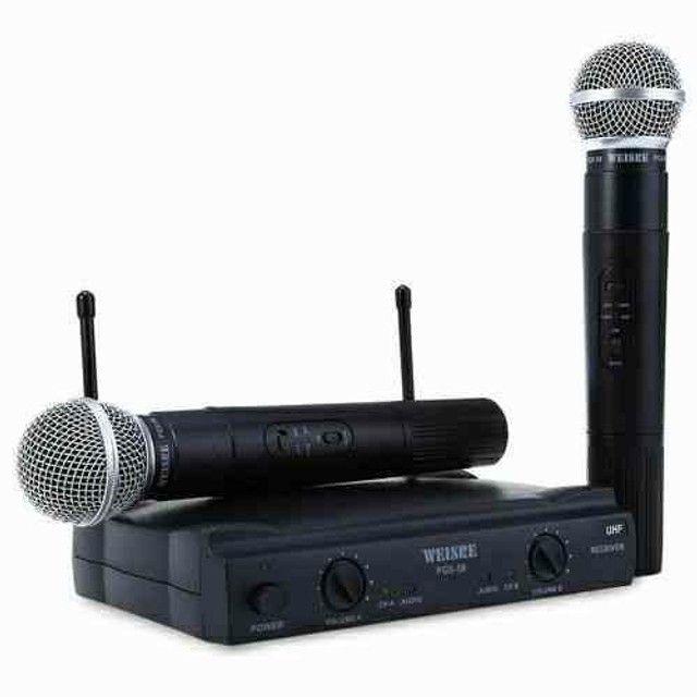 Microfone Kit completo sem taxa de entrega - Foto 3