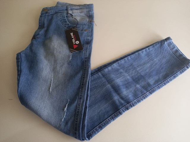 Calça jeans  - Foto 5