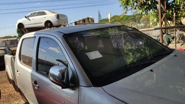 Toyota Hulix SW4 2007 A 2012 Sucata Com Garantia - Foto 11