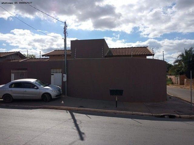 Casa para Venda em Várzea Grande, Cristo Rei, 3 dormitórios, 1 suíte, 2 banheiros, 2 vagas - Foto 17