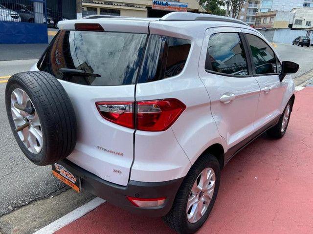 Ford - EcoSport Titanium 2.0 (Automático + Banco de Couro) - Foto 3