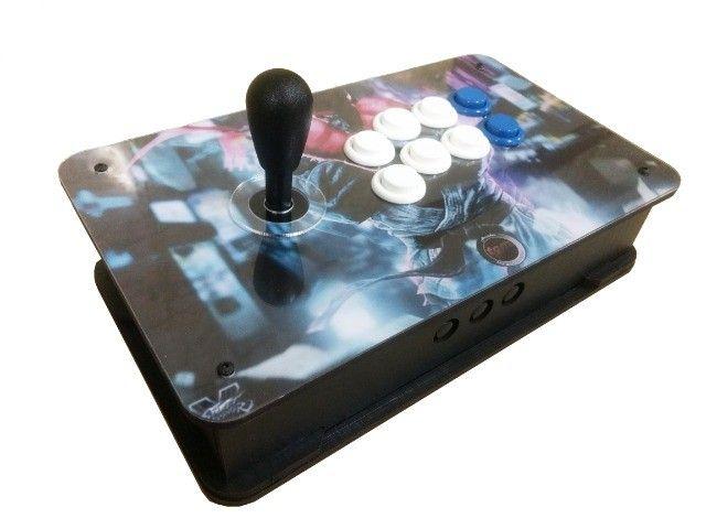 Controle Arcade TGM Usb zero delay - Novo