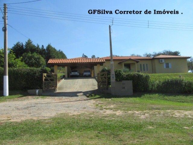Chácara 3.000 m2 Cond. Residencial Fechado 185,00 mensal Ref. 416 Silva Corretor - Foto 5