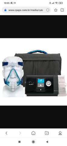 Aparelho CPAP para diminuir o ronco