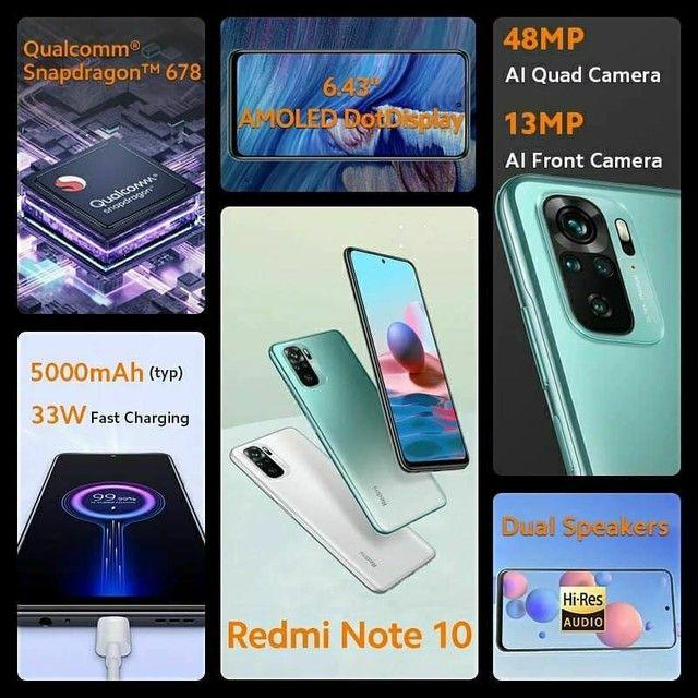Xiaomi Redmi Note 10* 64gb - Foto 4