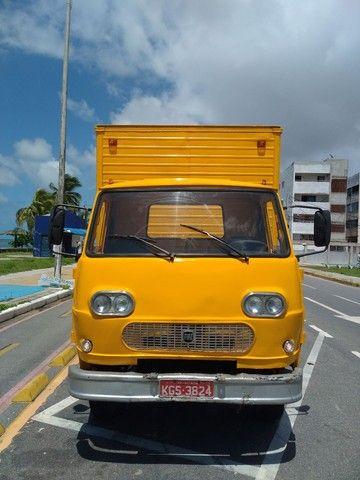 Vende-se caminhão baú Fiat 80 - Foto 2