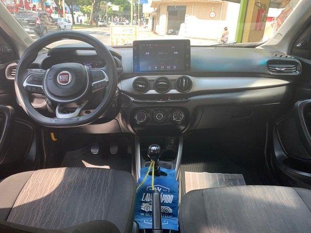 L\ Fiat Argo Drive 1.0 2019 completo  - Foto 8