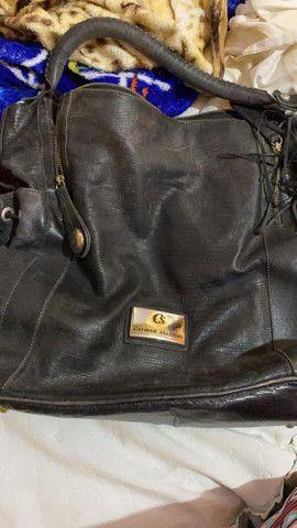 Vendo ,bolsa Carmem Stefany original  - Foto 5