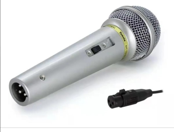 Microfone com Fio Dinâmico  MT-1018 - Foto 4