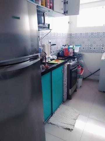 Lindo apartamento ,no porcelanato,e bancadas em granito só R$115.000,00 use seu FGTS!!! - Foto 6