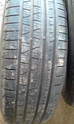 Vendo pneus semi novo 225/70/16