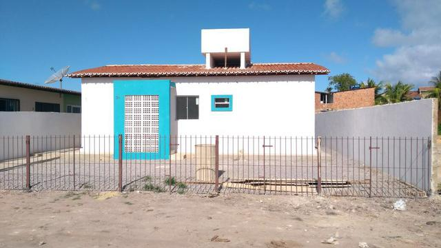 Casas financiadas pela caixa