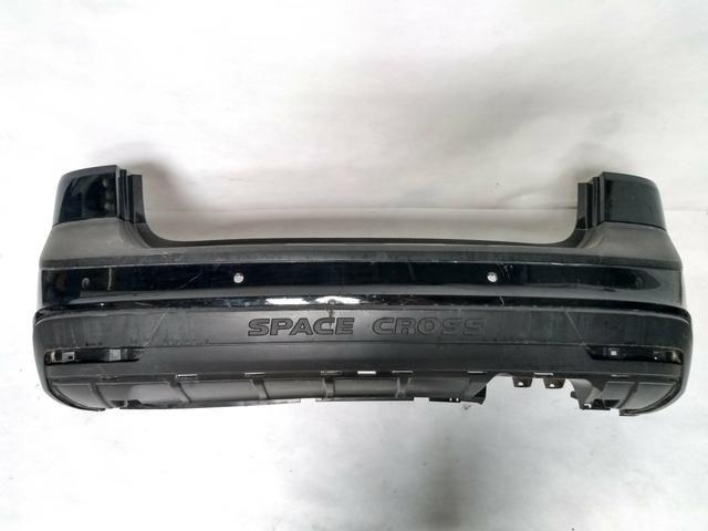Parachoque traseiro SpaceFox Cross