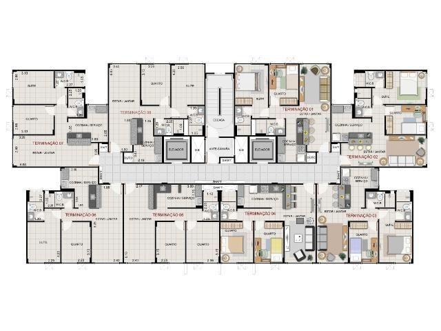 Edf Residencial Patio cod.146 - Foto 17