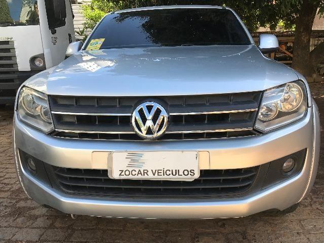 Vw - Volkswagen Amarok CD Trend 4X4 2012 - Foto 2
