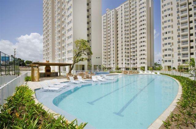 Oportunidade - Apartamento com uma área de lazer incrível no Vita Residencial Clube