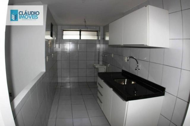 Apartamento com 3 dormitórios à venda, 68 m² por r$ 324.336 - jatiúca - maceió/al - Foto 5