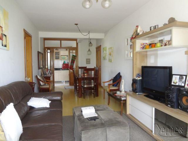 Apartamento à venda com 2 dormitórios em Vila rosa, Novo hamburgo cod:17517 - Foto 2