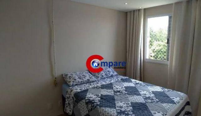 Apartamento com 2 dormitórios à venda, 44 m² por r$ 265.000 - vila rio de janeiro - guarul - Foto 6