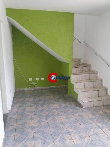 Sobrado com 2 dormitórios à venda, 134 m² por r$ 530.000 - jardim las vegas - guarulhos/sp - Foto 6