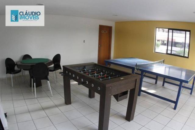 Apartamento com 3 dormitórios à venda, 68 m² por r$ 324.336 - jatiúca - maceió/al - Foto 9