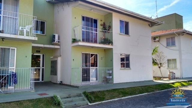 Apartamento à venda com 3 dormitórios em Vargem do bom jesus, Florianopolis cod:13652
