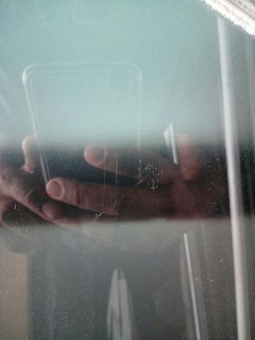 Vendo 2 portas Blindex de vidro temperado fumê jateado 8mm