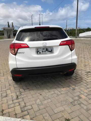 Honda HR-v LX CVT 2016 único dono!