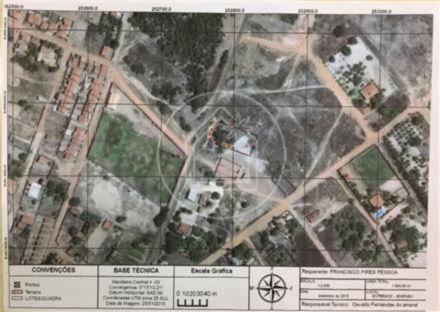 Terreno à venda em Praia de genipabu, Extremoz cod:797304