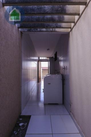 Casa à venda com 3 dormitórios em Pitimbu, Natal cod:815489 - Foto 11