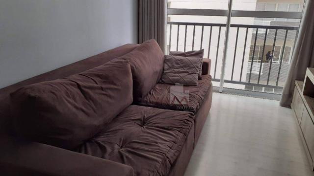 Apartamento com 2 dormitórios para alugar por R$ 1.900,00/mês - Vila Izabel - Curitiba/PR - Foto 4