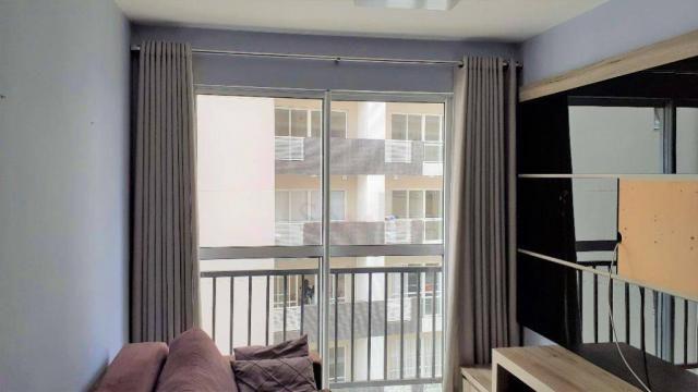Apartamento com 2 dormitórios para alugar por R$ 1.900,00/mês - Vila Izabel - Curitiba/PR - Foto 9