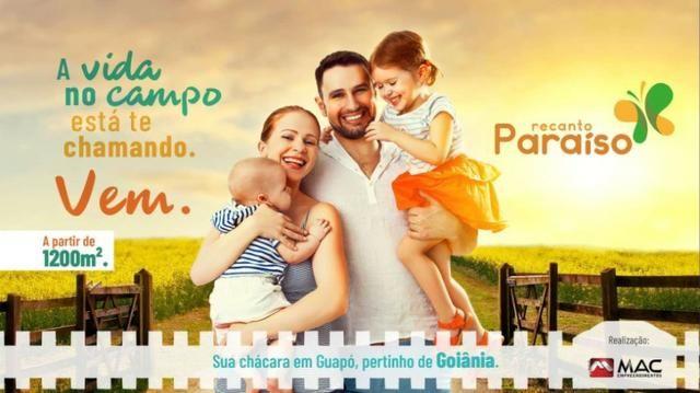 Condomínio de Chácaras Recanto Paraíso em Guapo