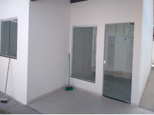Casa dois quartos , suíte, Bairro Santo Antonio dos Prazeres Pronta para entrar e morar - Foto 4