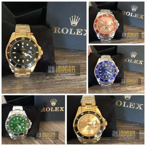 cbcd59d3dce Relógio Rolex Submariner- Super Promoção- Menor valor de Mercado- Aceitamos  Cartões