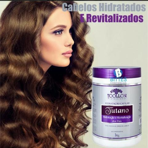 Creme Revitalizante Tutano 1 Kg Bittes Cosméticos - Foto 2