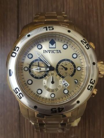 3a36467f444 Relógio invicta pro diver 0074 - Bijouterias